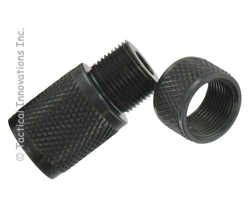 Female to male thread adapter with
