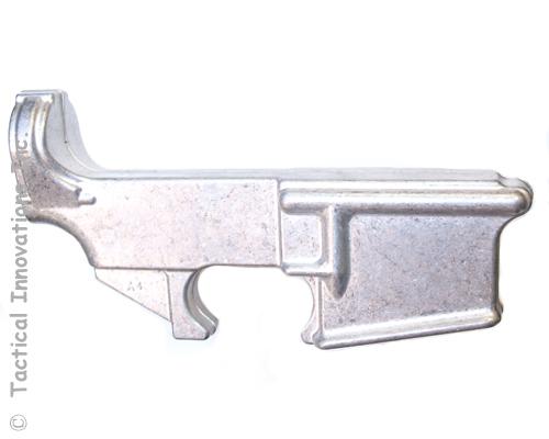 AR-15 Lower Receiver Schematic
