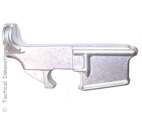 AR-15 Lower Receiver Prints