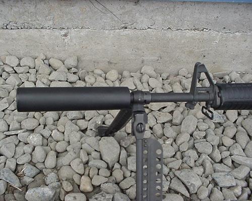 AR15 Sound Suppressor Selection [2008] - 03DESIGNGROUP